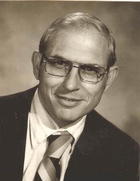 Lee C. Gerhard, geologist, Earth Scientist
